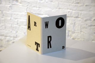 Word Art Exhibition Book